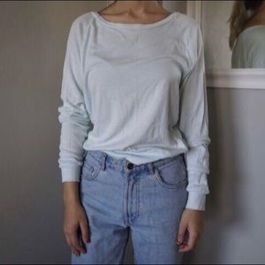 *2 for $20* TNA slouchy long sleeve